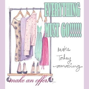 Other - MAKE AN OFFER! everything must go!💕💕